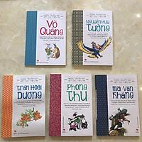 Combo 5 cuốn Những truyện ngắn hay viết cho thiếu nhi: Võ Quảng, Nguyễn Huy Tưởng, Trần Hoài Dương, Phong Thu Ma, Văn Kháng