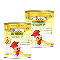 Combo 02 Hộp Sữa dinh dưỡng KALOSURE – IQ GROW 900G