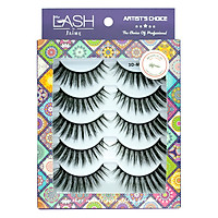Hộp 5 Cặp Lông Mi Lụa 3DM22/Moon Fairy Multipack The Lash by J'aime