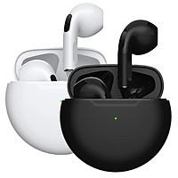 Tai nghe bluetooth không dây Mini TWS Di động Tích hợp Mic điều khiển Cảm ứng Tai nghe không dây - Hàng Chính Hãng PKCB