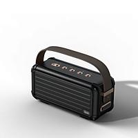 Loa Bluetooth Divoom Mocha 40W - Tích hợp Bluetooth v 5.0 - Công nghệ loa đa hướng, âm thanh 360độ - hàng chính hãng