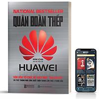 Sách - Quân Đoàn Thép Huawei - BizBooks