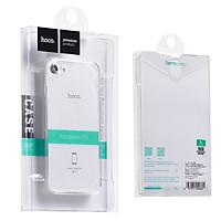 Ốp lưng iPhone Hoco dẻo trong suốt (iphone 5, 6/6Plus, 7/7Plus, 8/8Plus, X/Xs, XS Max, XR) - Hàng Chính Hãng
