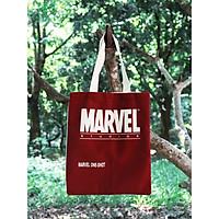 Túi tote vải thiết kế Marvel studios