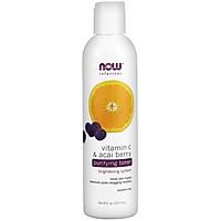 Vitamin C & Acai Berry Purifying Toner | Nước Hoa Hồng, Công thức làm trắng sáng da, loại bỏ chất bã nhờn ở lỗ chân lông - Phù hợp với mọi loại da (237ml)
