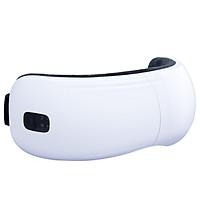 Máy Massage Mắt Tích Hợp Bluetooth Nghe Nhạc Thư Giãn Giảm Bọng Mắt, Thâm Mắt - 5 Chế Độ Massage Khác Nhau, Gấp Gọn 180°, Pin Dung Lượng 1200mAh - Hàng nhập khẩu