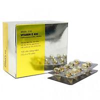 Thực phẩm chức năng Vitamin E 400 - Ngằn ngừa oxy hóa cho da
