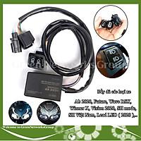 Bộ mạch mở tắt đèn -S-U N F-A xe AirBlade 2020 Lead Wave RSX Winner X SHVN SH mode Future Vision tích hợp công tắc Coss Pha Green Networks Group