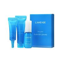 Bộ dưỡng da Laneige Water Bank Hydro Kit (3-pc set)