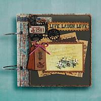 Scrapbook - Album Ảnh Thủ Công Ý Nghĩa