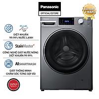 [CHỈ GIAO TẠI HCM] - Máy giặt cửa trước Panasonic 9kg NA-V90FX2LVT - Hàng Chính Hãng