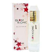 Nước hoa cao cấp độc quyền Damode glam n chic 40 ml dành cho nữ