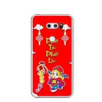 Ốp lưng dẻo cho điện thoại LG V30 - 0473 TAILOC01 - Hàng Chính Hãng