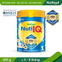 Sữa Bột Nuti IQ Gold 1 400g