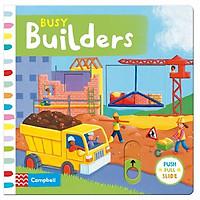 Cambell Fush Full Slide Series: Busy Builders