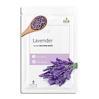 Mặt Nạ Dưỡng Da Hoa Oải Hương Nuôi Dưỡng Và Làm Dịu Da - Lavender HnB My Skin Relaxing Mask