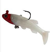 Mồi Mềm Chuyên Dùng Cho Câu Lure.mồi cá mềm dùng câu cá lóc