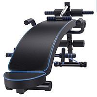 Máy tập thể hình đa năng, Ghế tập cơ bụng ghế tập gym thể thao gấp gọn da PU cao cấp