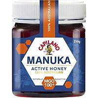 Mật ong Manuka Capilano Active Honey MGO 100+ (250g)