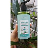 Nước rửa tay dạng gel khô Nahand Hevina chai lớn 300ml