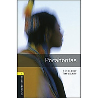 Oxford Bookworms Library Level 1 : Pocahontas with MP3 Audio Download