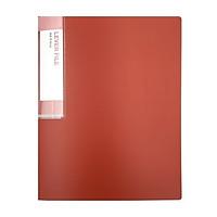 Bìa 1 Kẹp Plus 82-V139C - Màu Đỏ