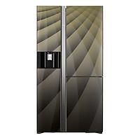 Tủ Lạnh Side By Side Inverter Hitachi R-FM800AGPGV4X-DIA (584L) - Hàng Chính Hãng