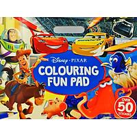 Disney Pixar Colouring Fun Pad - Disney Pixar: Sách tô màu