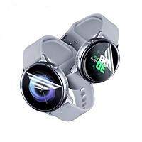 Miếng Dán 6H Full Màn Hình Cho Đồng Hồ Galaxy Watch Active 2 40mm /44mm Hiệu Gor (Bộ 2 Miếng) _ Hàng nhập khẩu