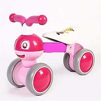Xe chòi chân thăng bằng dành cho các Bé thích vận động- Màu Hồng