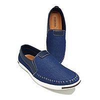Giày nam , giày lười nam SODOHA SDH555 Màu Xanh