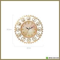 Đồng hồ treo tường trang trí RE0156