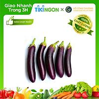 [Chỉ giao HCM] - Cà tím (1kg) - được bán bởi TikiNGON - Giao nhanh 3h