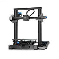 Creality 3D Ender-3 V2 3D Printer Kit All-Metal Integrated Structure Silent Mainboard New UI Display Screen Support