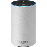 Loa thông minh Amazon Echo (2nd Generation) - Hàng Nhập Khẩu