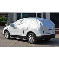 Bạt phủ nửa xe ô tô - Bạt che nóc xe hơi chống nóng, chống xước, chống mưa, cho các dòng xe