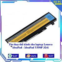 Pin thay thế dành cho laptop Lenovo IdeaPad - IdeaPad Y550P 3241