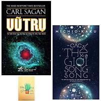 Combo Vũ Trụ và Các Thế Giới Song Song (Tặng Kèm Sổ Tay)