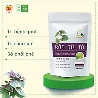Bột Tía Tô Quảng Thanh gói 50g bổ phổi phế - Hỗ trợ bệnh gout, chống cảm cúm