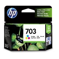 Mực in HP 703 Tri-color Ink Advantage Cartridge - Hàng chính hãng