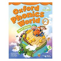 Oxford Phonics World 2 Student's Book & MultiRom Pack