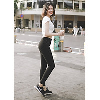 Quần jean pha tơ nhân tạo AAA JEANS  ultra skinny UCSD Rayon - The Signature