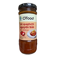 Sốt Làm Mì Ý Spaghetti Nguyên Bản O'Food 220g