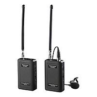Micro Thu Âm Cài Áo Saramonic SR-WM4C Wireless VHF - Hàng Chính Hãng
