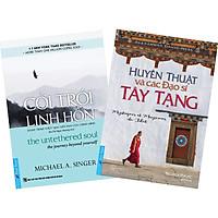 Combo 2 Cuốn :  Huyền Thuật Và Các Đạo Sĩ Tây Tạng, Cởi Trói Linh Hồn (Tái Bản)