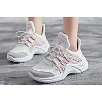 giày thể thao ulzzang hot hồng