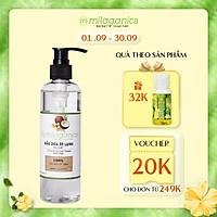 Dầu Dừa Ép Lạnh Tinh Khiết Milaganics 250ml
