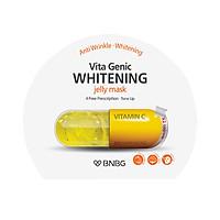 Mặt Nạ Giấy Làm Sáng Da BNBG Vita Genic Whitening Jelly Mask (Vàng) 30ml