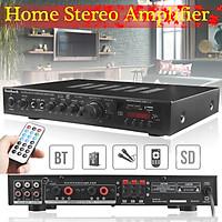 110V 720W 4 ohm 5CH Bluetooth Stereo AV Surround Amplifier+RC karaoke Cinema