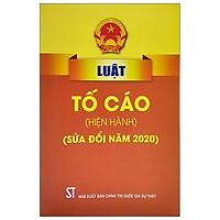 Luật Tố Cáo (Hiện Hành) (Sửa Đổi Năm 2020)